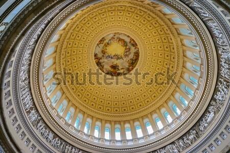 ドーム ワシントンDC ワシントン 描いた ブルンジ 建物 ストックフォト © billperry