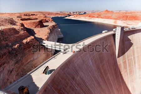 峡谷 湖 アリゾナ州 自然 エネルギー 電源 ストックフォト © billperry