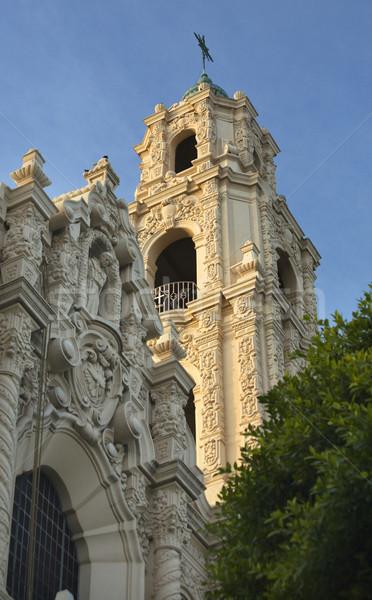 миссия Сан-Франциско Калифорния фасад Сток-фото © billperry