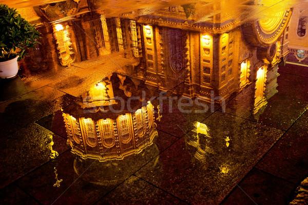 Sofía ruso ortodoxo iglesia reflexión Foto stock © billperry