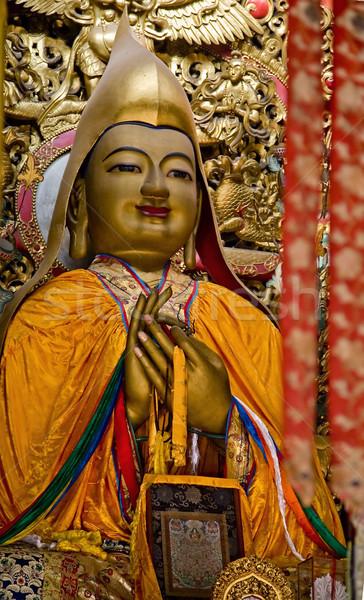 детали храма Пекин Китай известный Сток-фото © billperry