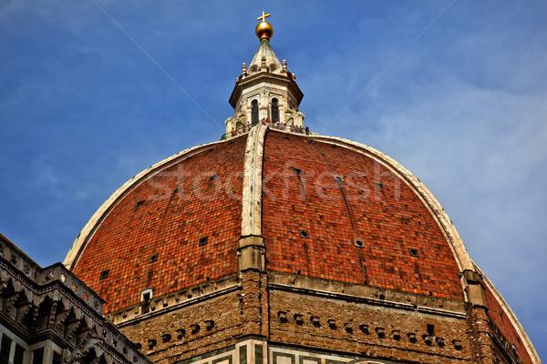 ドーム 大聖堂 バシリカ フィレンツェ イタリア 教会 ストックフォト © billperry