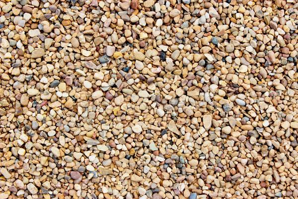 Beach Pebbles Stock photo © Binkski