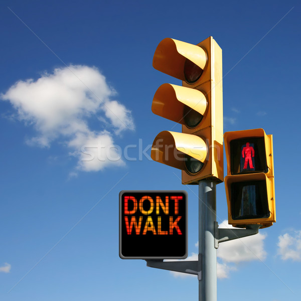 Traffic Lights Stock photo © Binkski