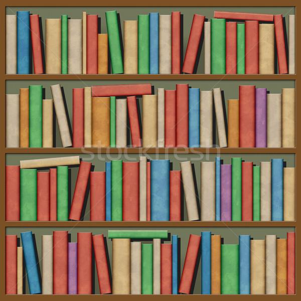 Books Stock photo © Binkski