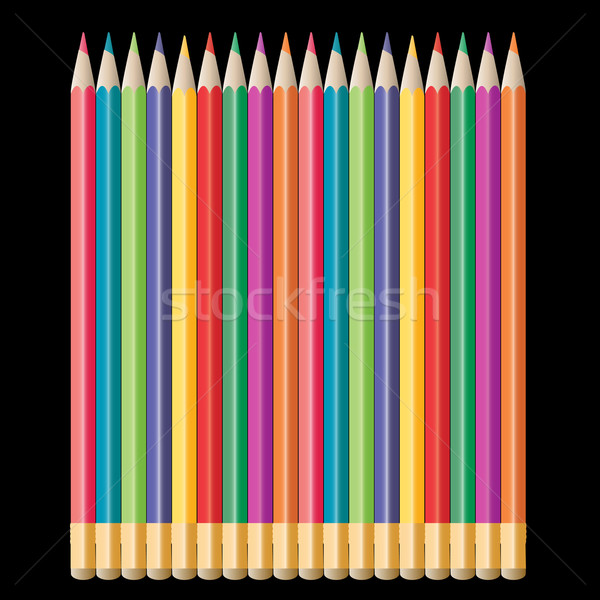 Pencils Stock photo © Binkski