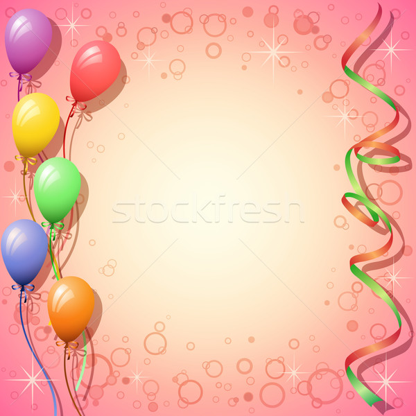Party Background Stock photo © Binkski