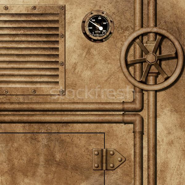 Industrial Background Stock photo © Binkski