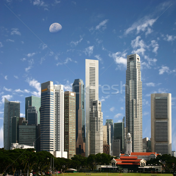 Singapore Stock photo © Binkski