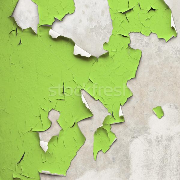 Peeling Paint Stock photo © Binkski