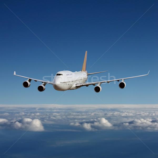 Airliner Stock photo © Binkski