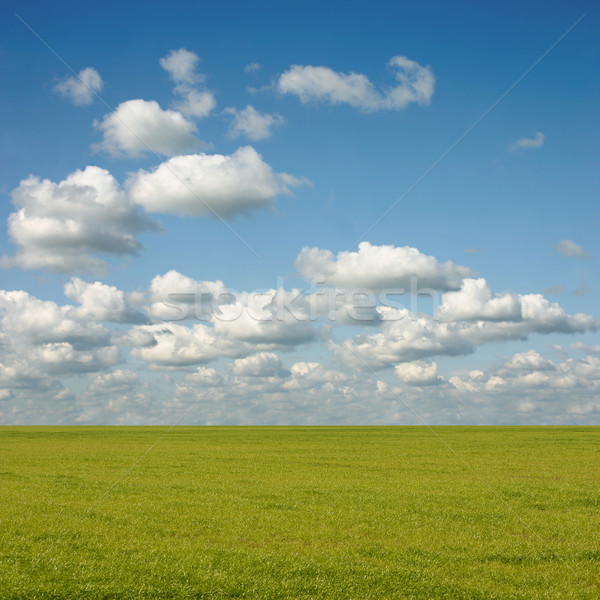 Cloud Landscape Stock photo © Binkski