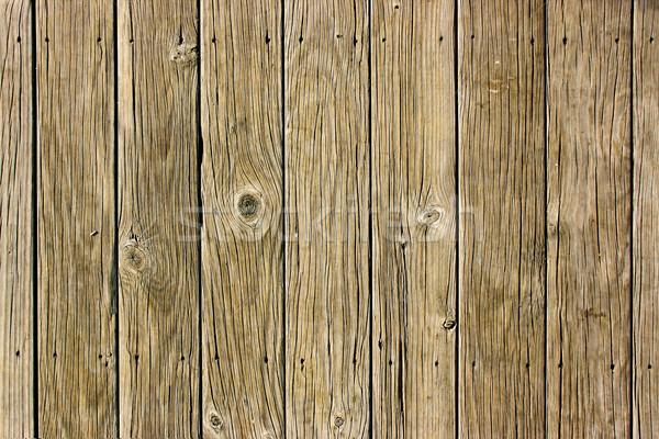 Houten oude boord graan hout Stockfoto © Binkski