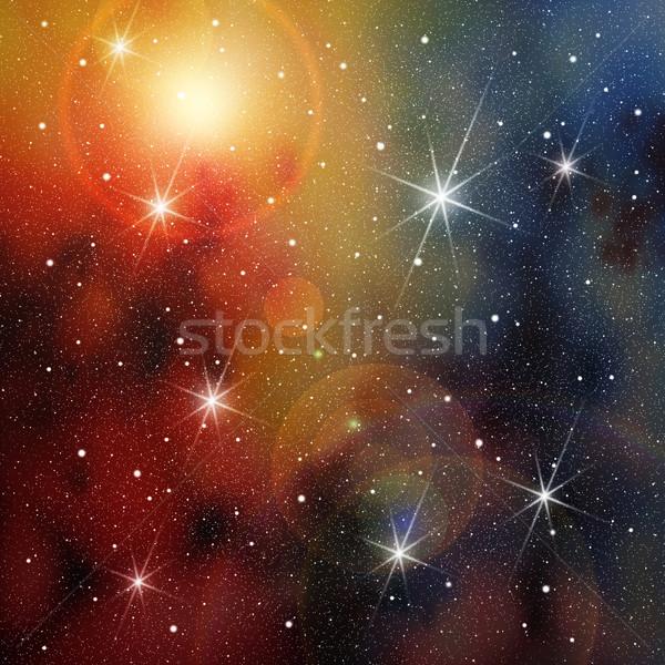 Star-field Stock photo © Binkski