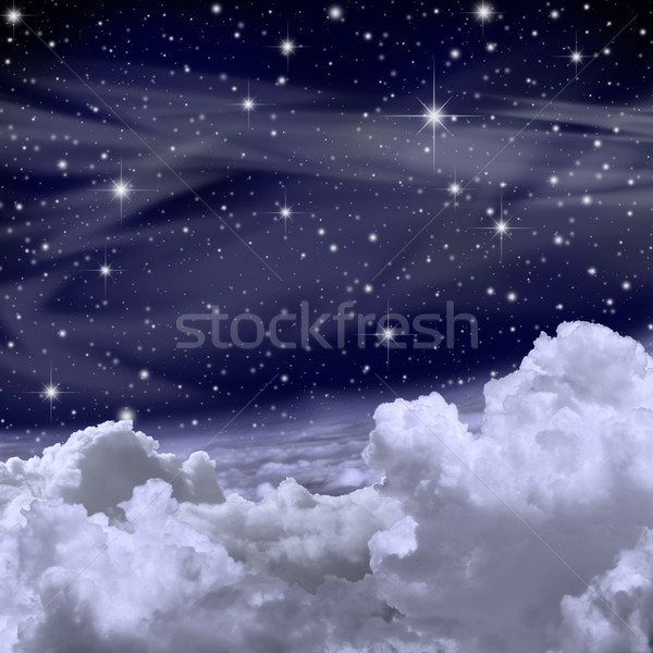 Sky Background Stock photo © Binkski