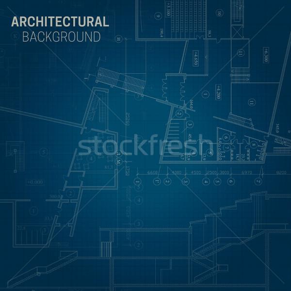 Architectural background Stock photo © biv