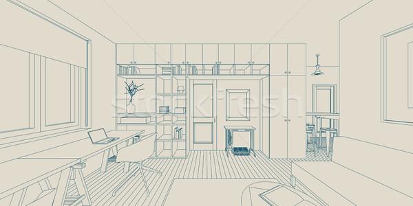 https://img3.stockfresh.com/files/b/biv/m/41/7150449_stock-vector-line-interior-drawing.jpg