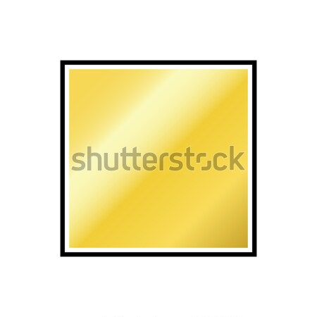 Golden background Stock photo © biv