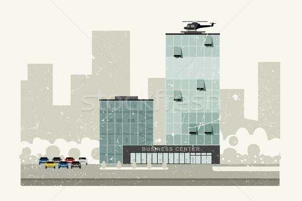 Business building Stock photo © biv