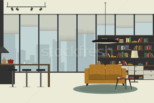 Apartment Stock photo © biv