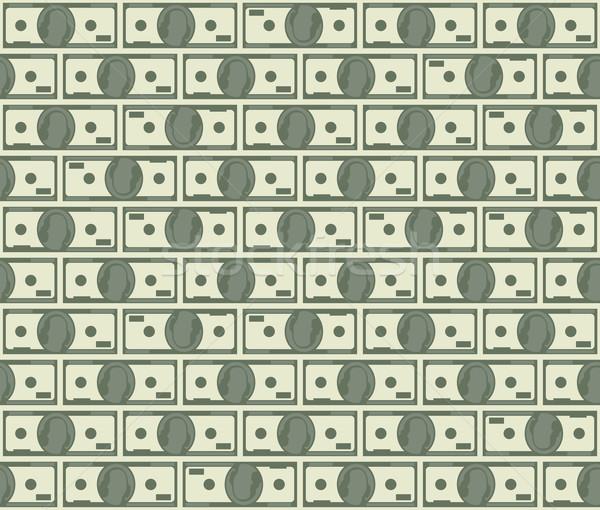ドル ベクトル ドル デザイン ストックフォト © biv