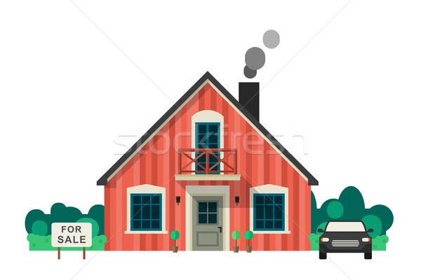 House for sale Stock photo © biv