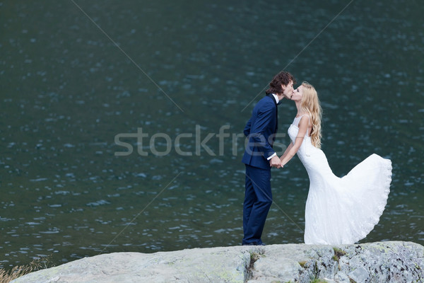 Feel the vibe of nature and love Stock photo © blanaru