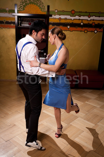The Seduction Dance Stock photo © blanaru