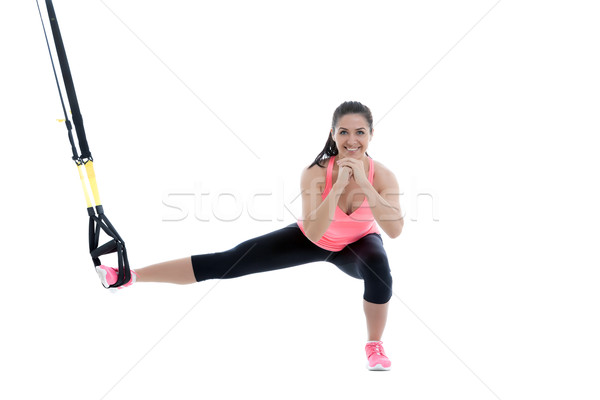Stock photo: Functional exercises