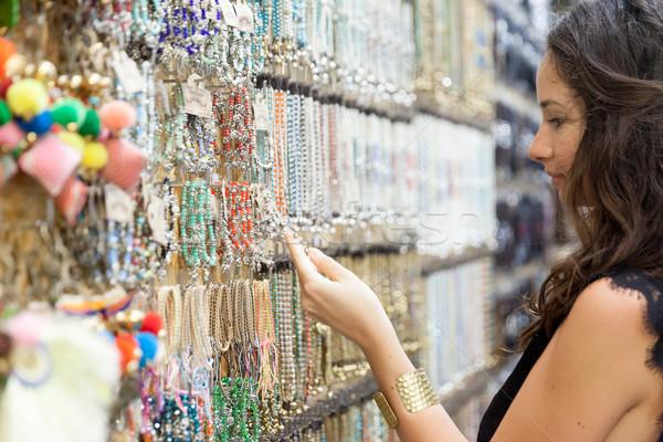 счастье сувенир магазин глядя Сток-фото © blanaru