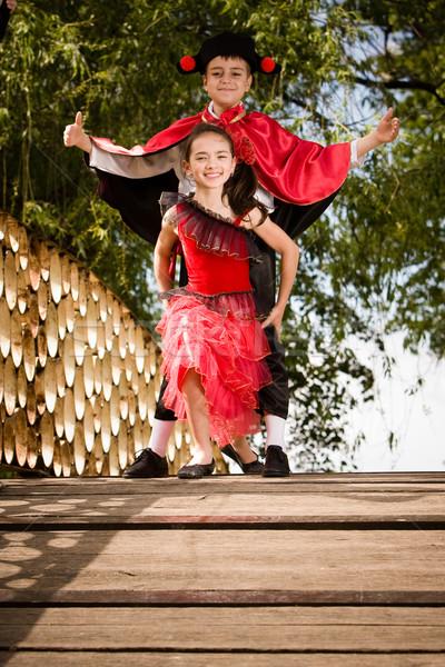 Let's dance! Stock photo © blanaru