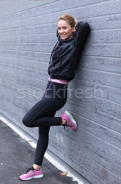 Being fit is always great Stock photo © blanaru
