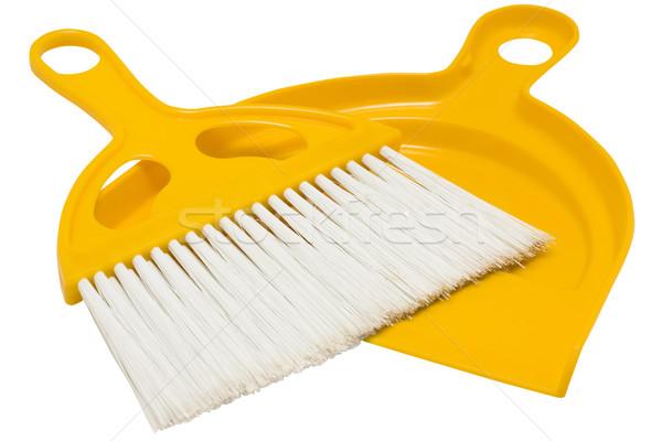 Broom and shovel Stock photo © blanaru