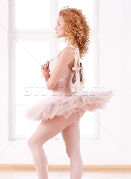 Libellula tutu Stock photo © blanaru