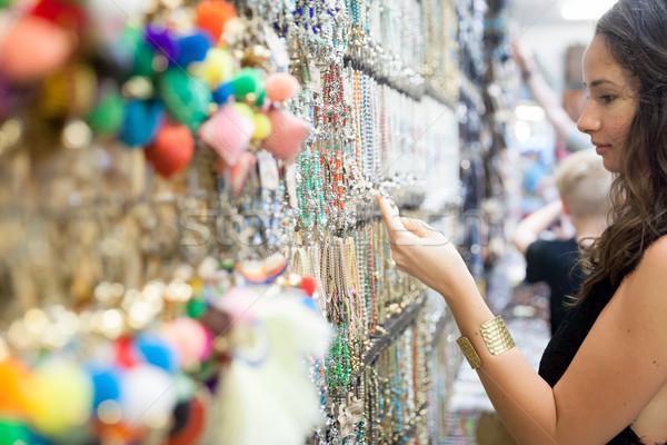 Happiness souvenir shop Stock photo © blanaru