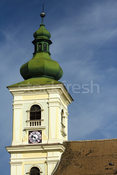 Sibiu plaza Stock photo © blanaru