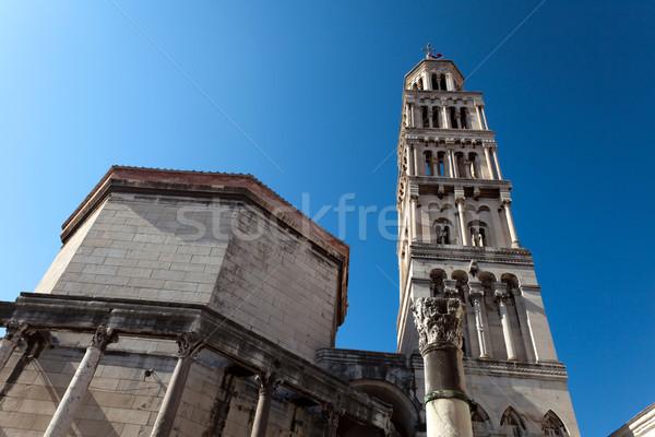 St. Dominus Stock photo © blanaru