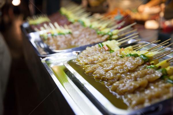Thailand Street Food Stock photo © blanaru