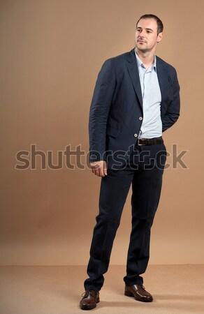 Successful Businessman Stock photo © blanaru
