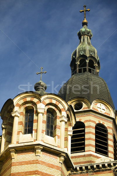 The Metropolitan Cathedral of Ardeal Stock photo © blanaru