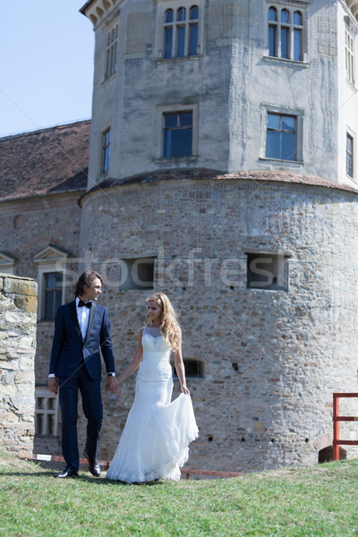 Let's take a walk in this life together! Stock photo © blanaru