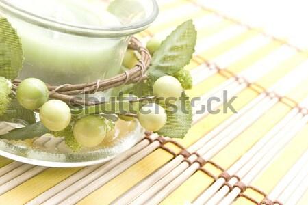 Aromatherapy candles Stock photo © blanaru