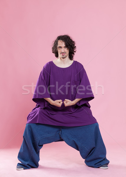 From sumo to skinny Stock photo © blanaru