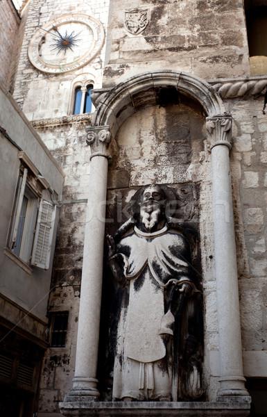 Split Old City Stock photo © blanaru
