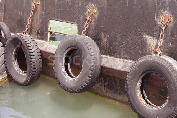 Tyres Stock photo © blanaru