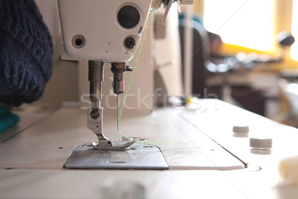 Passion for tailoring Stock photo © blanaru