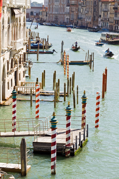 Venice Grand Canal Stock photo © blasbike