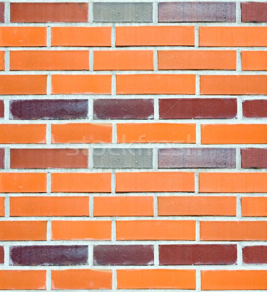 Perfect seamless brick wall texture Stock photo © blasbike