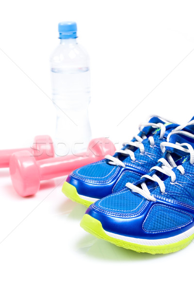 Exercise equipment Stock photo © blasbike