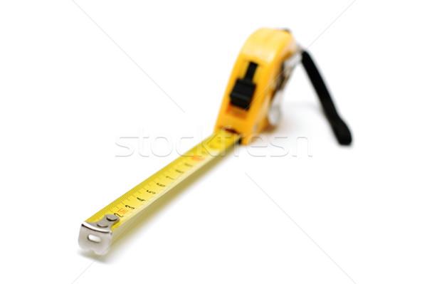 Centimeter isolated on white background Stock photo © blasbike